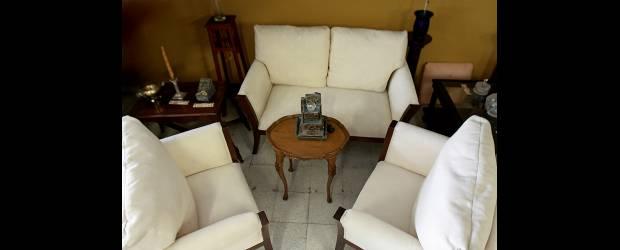 Los muebles de segunda como nuevos