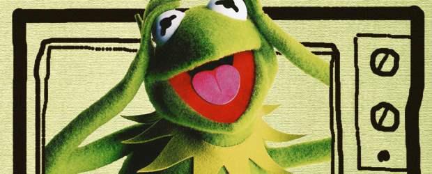 Vuelve René convertido en Kermit