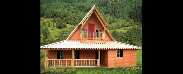 El Sueno De Tener Casa Vive En Prefabricado