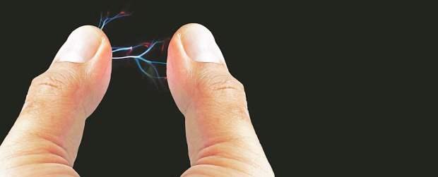 El cuerpo humano tiene su chispa for Como evitar la electricidad estatica