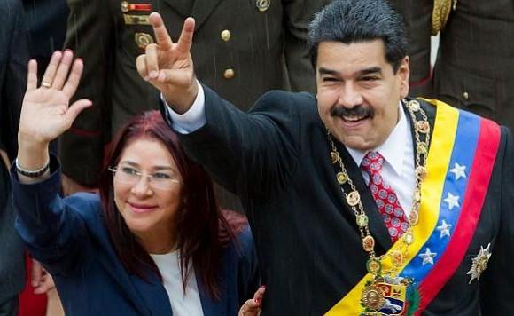 EEUU impone sanciones al gobierno de Maduro