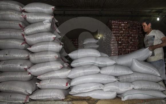 Importación de alimentos a Colombia crece