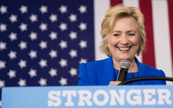 Hillary Clinton retomará su campaña electoral el próximo jueves: portavoz