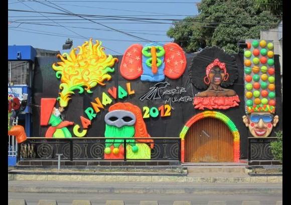 Barranquilla Está Lista Para Su Carnaval