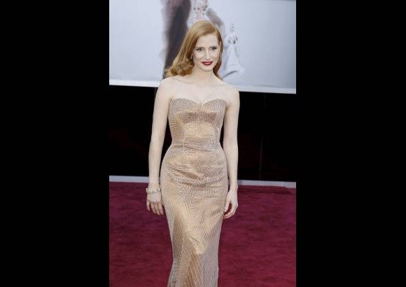 AP - Jessica Chastain