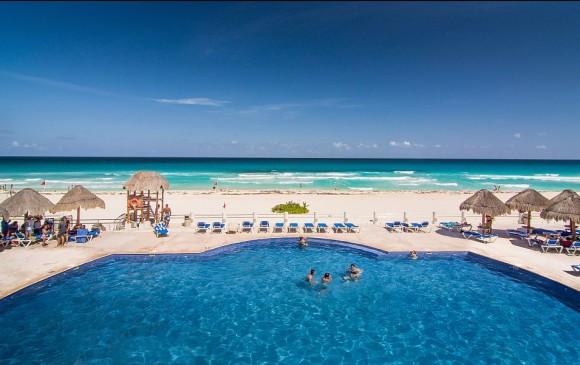 Playas de Cancún, México. FOTO COLPRENSA