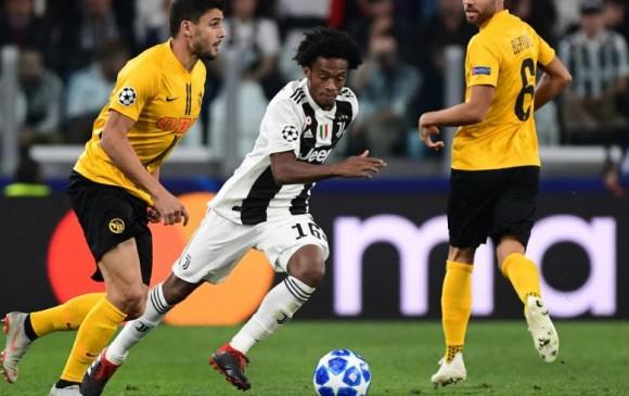Seis colombianos jugarán los dieciseisavos de Europa League