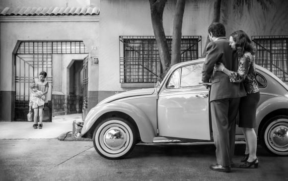 Roma es protagonizada por Yalitza Aparicio y Marina de Tavira. FOTO Cortesía Netflix