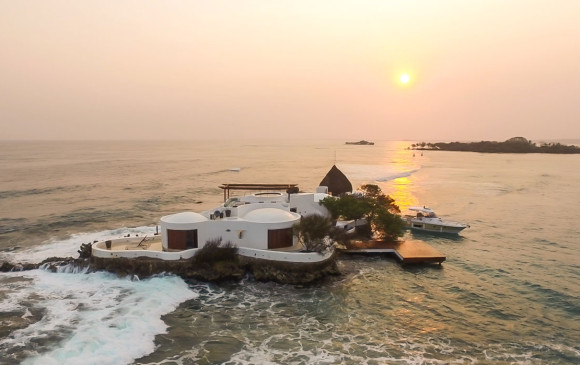 Si quiere conocer más sobre la isla puede ingresar a www.islapelicano.co Fotos: cortesía airbnb.com,