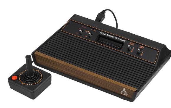 La primera consola de Atari.