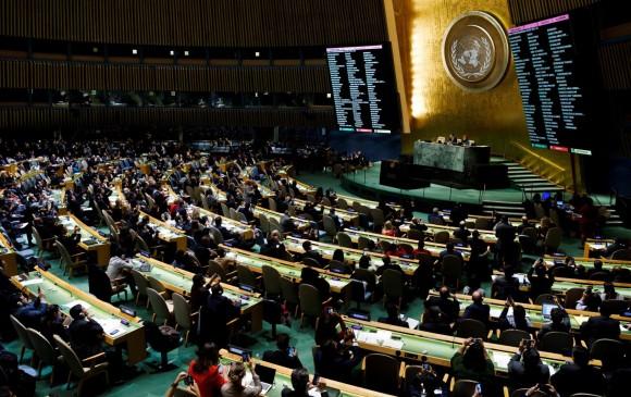 Pese a amenazas de Trump, ONU vota en su contra por Jerusalén