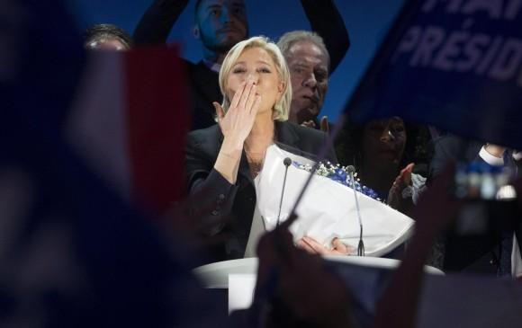 Macron y Le Pen definirán la presidencia de Francia en un balotaje