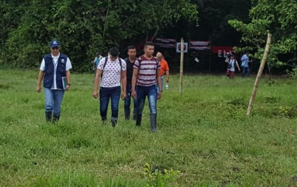ELN libera a tres de los militares colombianos que tenía secuestrados
