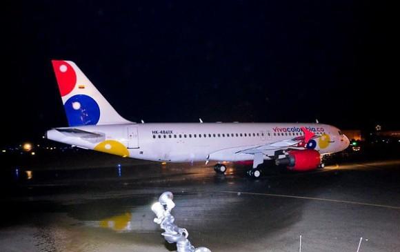 VivaColombia negó emergencia de aeronave que llegó a Rionegro