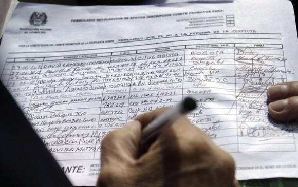 Estos son los candidatos a la Presidencia con firmas avaladas