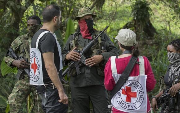 Rescatan 3 guerrilleros indígenas del ELN