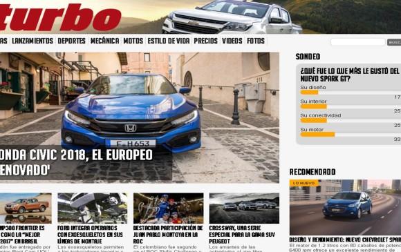 Las ediciones en PDF también se pueden encontrar en www.elcolombiano.com. FOTO www.revistaturbo.com