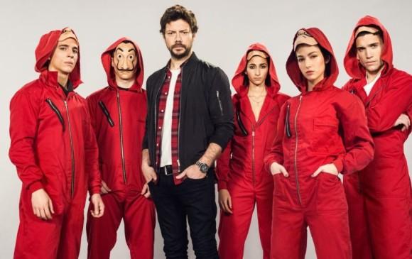 Netflix comienza grabaciones de la 3ra temporada de 'La Casa de Papel'