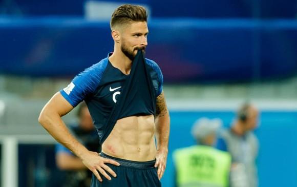 Es imposible declararse homosexual en el fútbol — Oliver Giroud