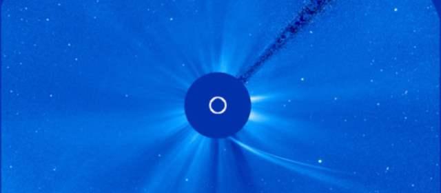 Algo del cometa ISON sobrevivió al paso por el Sol