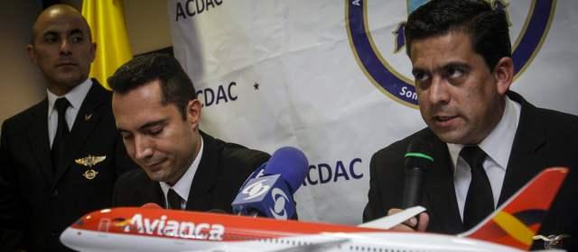 COSEM Antioquia se solidariza con los compañeros de Avianca en Huelga