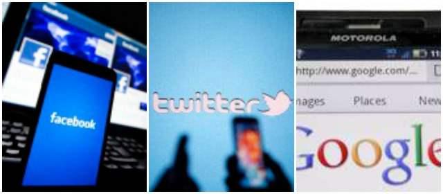 Disputa judicial en Francia contra Facebook, Twitter y Google por la privacidad