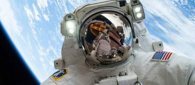Tercera caminata en actual misión en la Estación Espacial