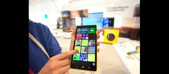 Windows Phone, muy popular en el país