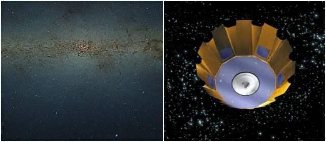 Lanzan el telescopio Gaia que cambiará visión de la galaxia