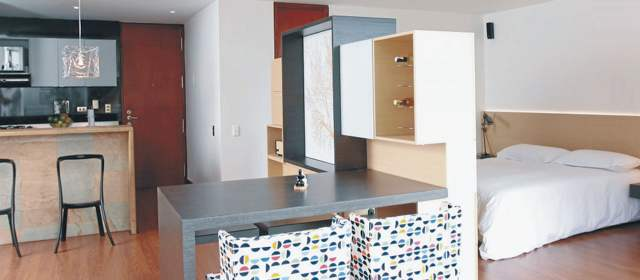 Dividir espacios sin levantar muros