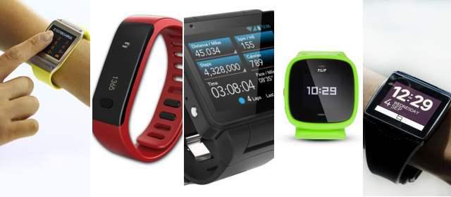 Cinco relojes inteligentes que no están en el radar