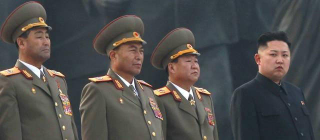 Resultado de imagen de Consejo Defensa Corea del Norte