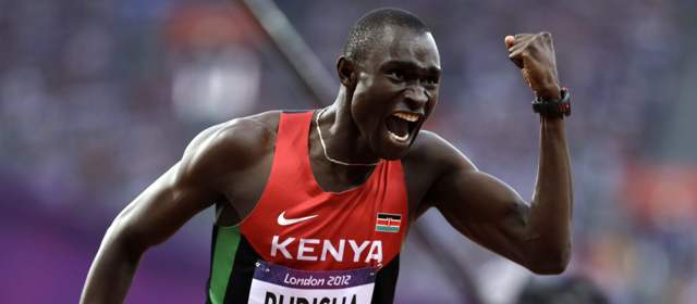 David Lekuta Rudisha | Reuters | David Lekuta Rudisha.