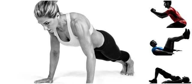 Ejercicios fáciles y efectivos sin tener que ir al gimnasio