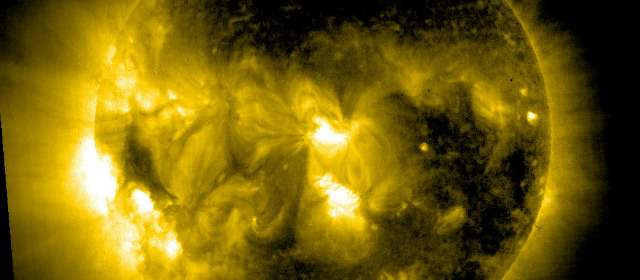 La Tierra se salvó de enorme tormenta solar