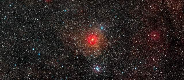 Astrónomos descubren la estrella amarilla más grande hasta el momento