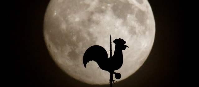 Hoy hay superluna for Hoy hay cambio de luna