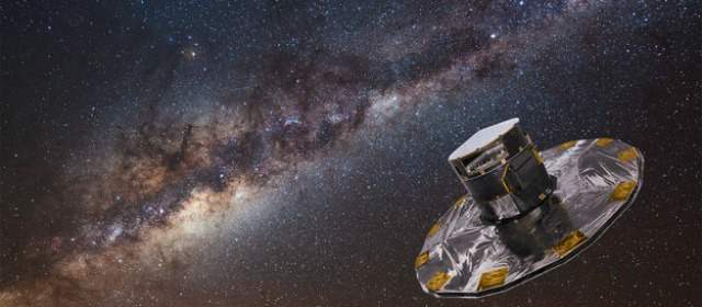 Cuenta atrás para el lanzamiento del satélite GAIA que trazará un mapa en 3D de la Vía Láctea