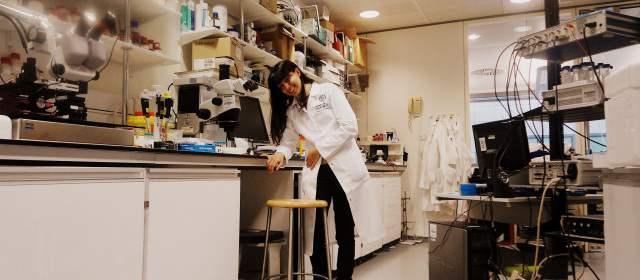 Vanessa, la paisa que no se ha graduado y hace ciencia en Oxford