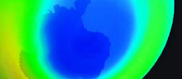 Identifican cuatro nuevos gases que contribuyen a la destrucción de la capa de ozono
