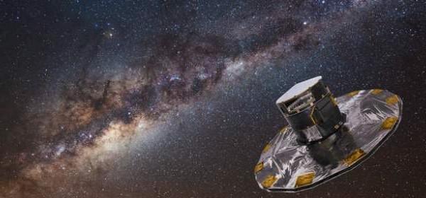 La sonda Gaia llegó al punto donde cartografiará la Vía Láctea