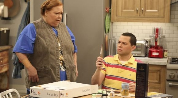 "Interpretó a Berta, áspera ama de llames en la popular serie ""Two and a Half Men"": Foto: Cortesía"