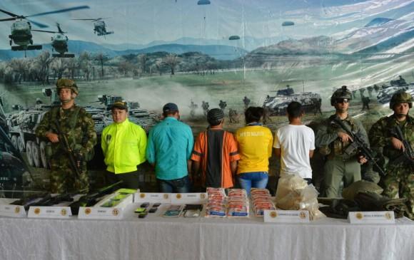 Ocho disidentes de las Farc muertos en operación militar en Putumayo