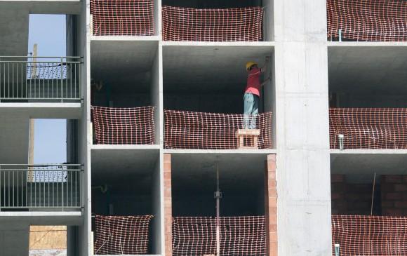 El programa de vivienda gratuita del Gobierno Nacional empezó en 2012. FOTO Archivo