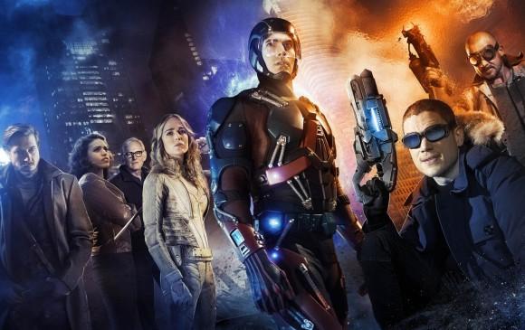 El estreno de DC Legends será el miércoles 12 de octubre. FOTO Cortesía Warner Channel