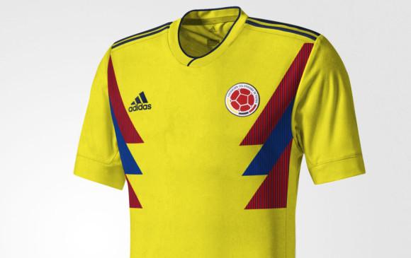 El que sería el nuevo uniforme de la Selección está inspirado en el modelo  que se b3d84b072a79a