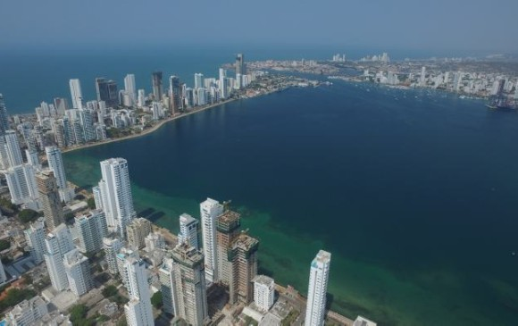Alerta en Cartagena por riesgo de desplome de 16 edificios