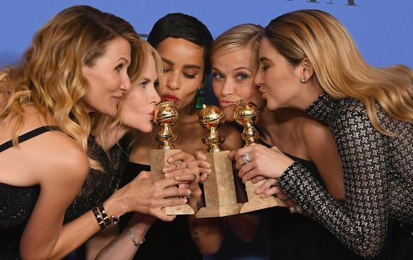 Este fin de semana se realizará la entrega de los Premios Globo de Oro. Foto: Colprensa