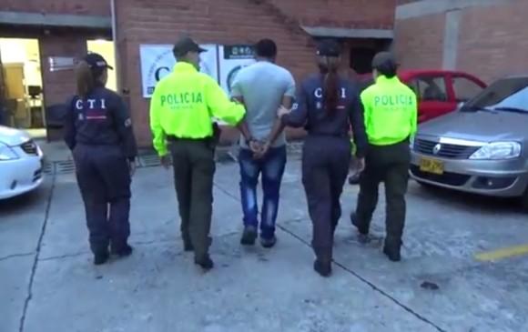 En el centro de Medellín fue capturado presunto violador en serie