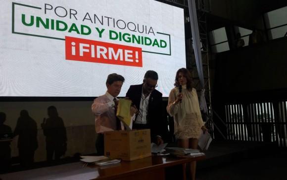 Antioquia superó el millón de firmas en defensa de Belén de Bajirá